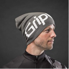 Grip Grab Podium Beanie Grey