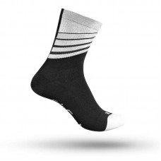 Grip Grab Racing Stripes White