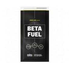 SiS Beta Fuel, Plic 84g, Lamai si limete